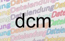 dcm Datei