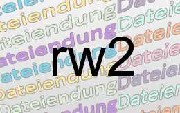 rw2 Datei