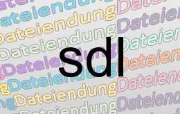 sdl Datei