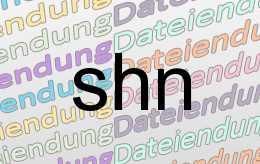 shn Datei