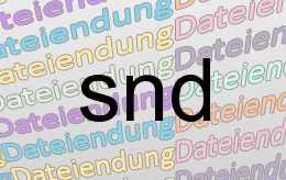 snd Datei