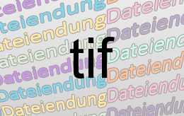 tif Datei