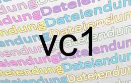 vc1 Datei