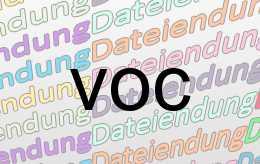 voc Datei